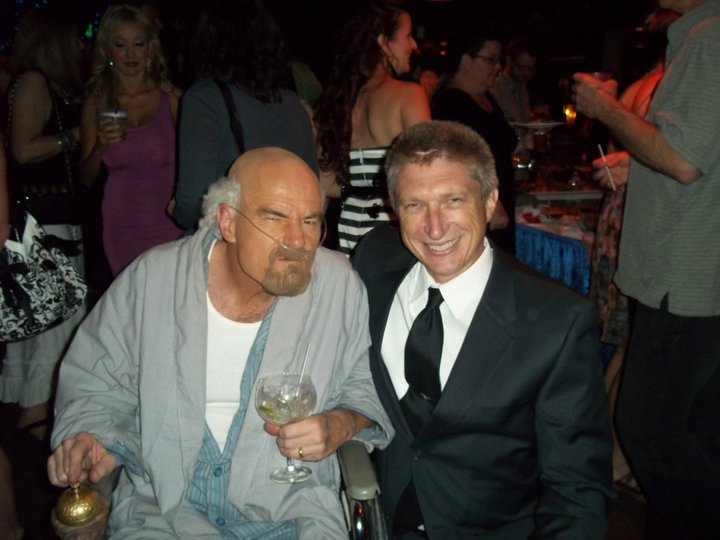 Breaking Bad Wrap Party Thank you for the pics