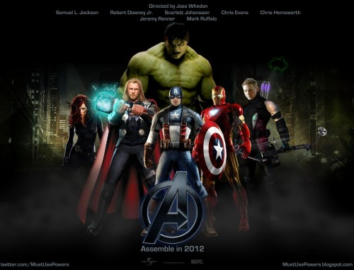 avengers-billboard-fan art