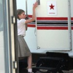Willow Shields Hunger Games Set 3