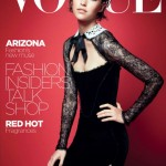NM's Own Arizona Muse - Vougue Australia October 2011
