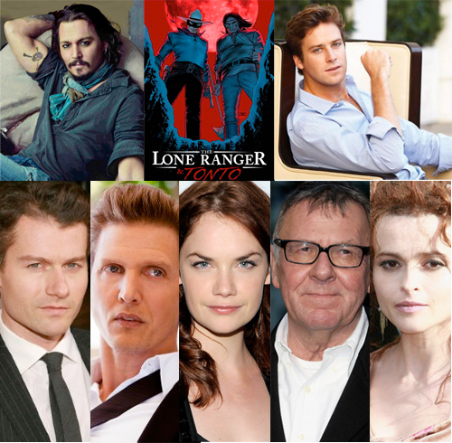 The Lone Ranger Casting New Mexico Film Entertainment