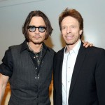 Depp & Bruckheimer at Cinemacon