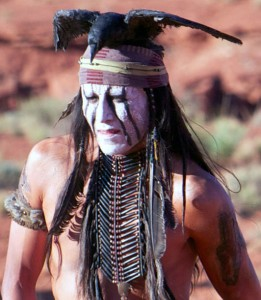 Johnny Depp Prosthetic Nose Tonto