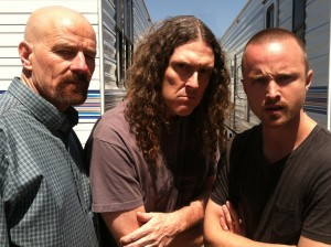 Weird Al Tweets from Breaking Bad Country