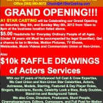 A1 Casting Grand Opening