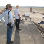 Bruckheimer Surveys The Lone Ranger Set