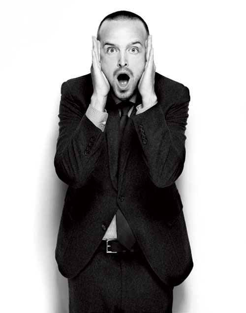 The gallery for --> Aaron Paul Photo Shoot