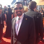 Steven Michael Quezada Hits the Emmy Red Carpet