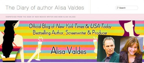 Diary of New Mexico Author Alisa Valdes copy
