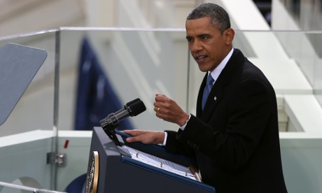 President Barack Obama Inauguration Speech 2013