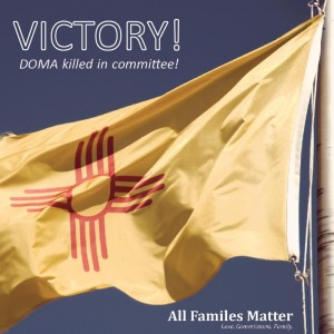 All Families Matter New Mexico USA DOMA FAIL