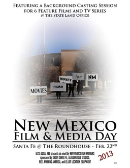 New Mexico Film and Media Day Feb 22 2013