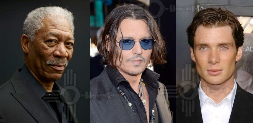 Morgan Freeman Johnny Depp Cillian Murphy cast in Transcendence