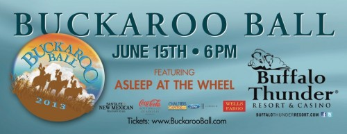 The Buckaroo Ball benefiting at risk youth in Santa Fe County, NM