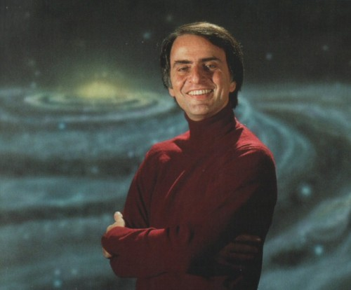 Seth MacFarlane brings Carl Sagan's Odyssey Reboot in New Mexico
