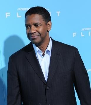Denzel Washington Project Angel Food and NM Boys and Girls Club