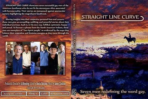 NM LGBT Film Straight Line Curve DVD Cover