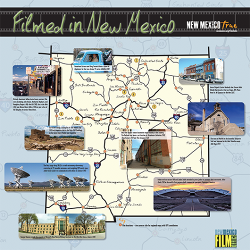 New Mexico Film Trails New Mexico Tourism