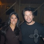 OneHeadlightInk with Mark Wahlberg in New Mexico