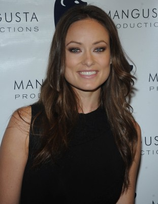 Olivia Wilde American Foundation for Equal Rights and Artists for Peace and Justice