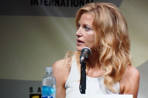 Anna Gunn Breaking Bad Panel Discussion