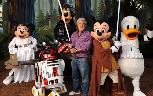 Startraks Photo/Rex Features Lucas Films Disney