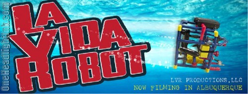 NMFilm Production La Vida Robot