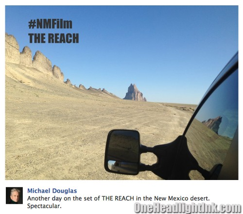 NMFilm The Reach-Michael Douglas pic