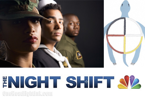 The Night Shift Casting Military in New Mexico
