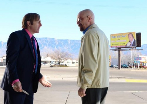 Will Saul Breaking Bad prequel film in New Mexico