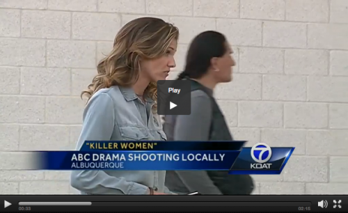 Killer Women TV Series Filming in Albuquerque