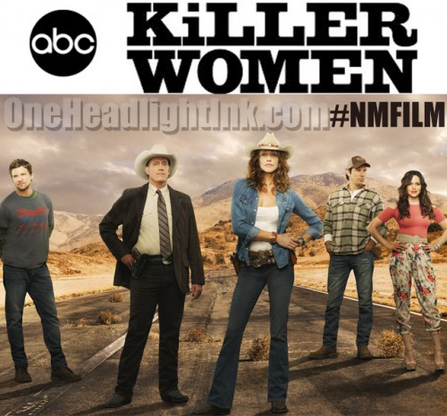 NMFilm Killer Women now filming in New Mexico