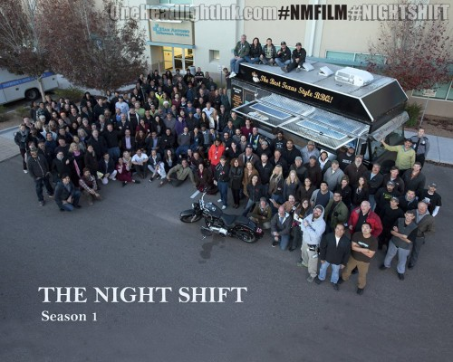 The Night Shift Wrap