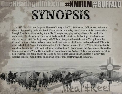 Meal and Reel Casting Call New Mexico Film Buffalo