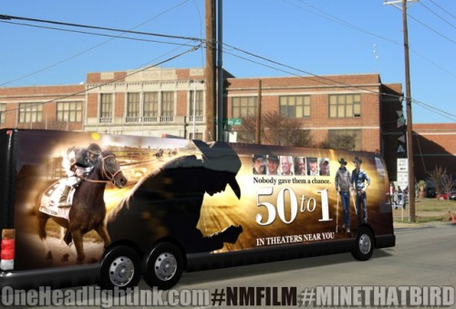 New Mexico Film 50 to 1 Mine That Bird