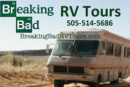 Breaking Bad RV Tours Albuquerque