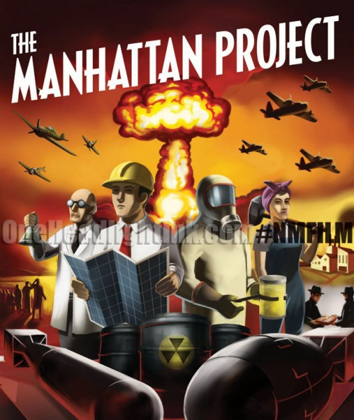 New Mexico Television Series The Manhattan Project
