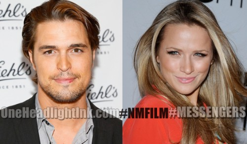 CW Series The Messengers starring Diogo Morgado casting in New Mexico