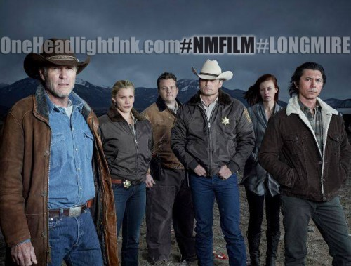 They're back: LONGMIRE Season 3 NOW Casting in New Mexico