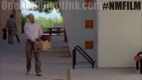 WALTER WHITE FIRED FROM REAL ABQ HIGH SCHOOL copy