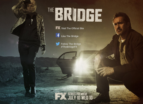 FX the bridge filming in new mexico