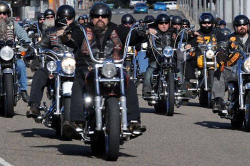 Feature Film Casting Outlaw Bikers in New Mexico