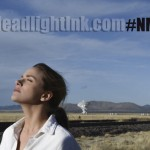 The Messengers filming in New Mexico Shantel VanSanten