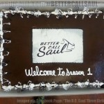 Better Call Saul - Season One Cake