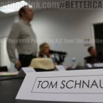 Better Call Saul Table Read at Albuquerque Studios