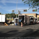 Better Call Saul on location in Albuquerque