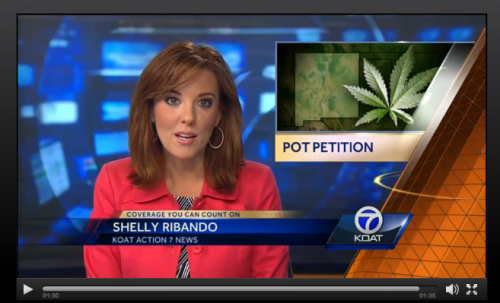 Pot Petition in New Mexico