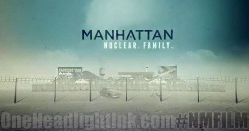 TV Series Manhattan Casting in New Mexico