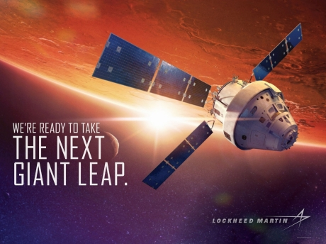 Lockheed Martin New Mexico space exploration Film contest