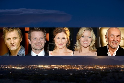Captain Fantastic Cast filming in New Mexico